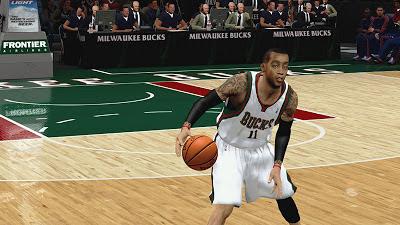 NBA 2K13 Monta Ellis Face Player Update