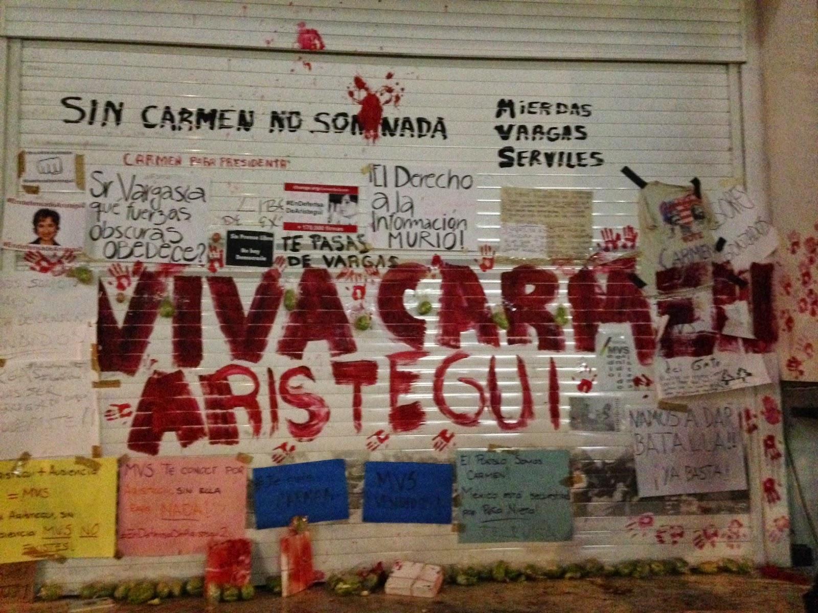 Más allá de Aristegui. 5 mexicanas que hacen periodismo de verdad.