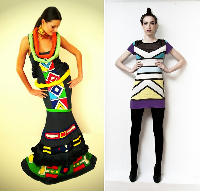 Ndebele Modern Wedding Dress : Local fashion traditional dress and adornments of ndebele