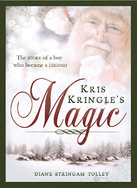 My Newest Novel: Kris Kringle&#39;s Magic
