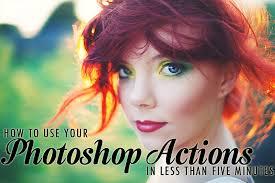 Thiết lập Photoshop Action xử lý ảnh hàng loạt 1