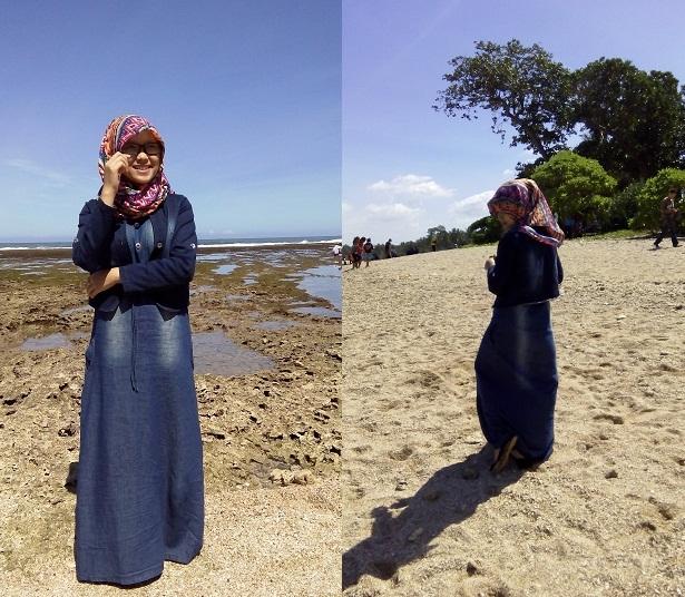 Pantai Karapyak Pangandaran Jabar