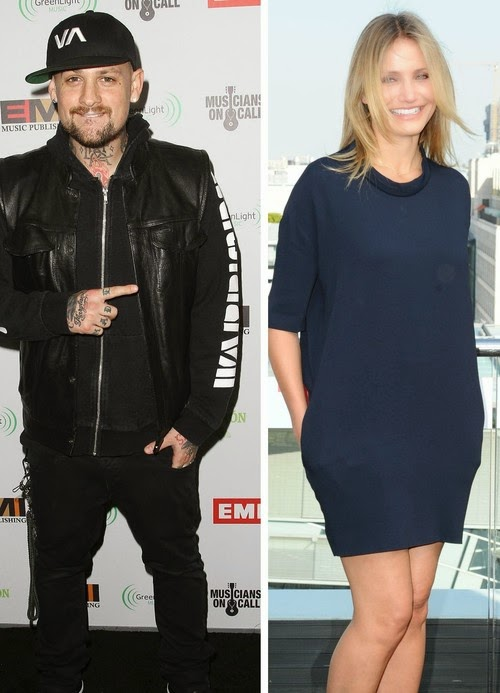 Benji Madden wants a baby with Cameron Diaz