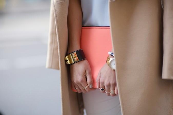 Street style inspiración rosa