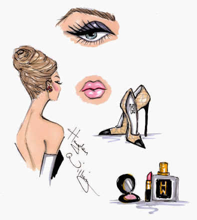 Fashion Sketches from Hayden Williams