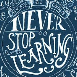 NEVER  STOP...
