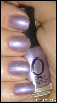 Orly Plum delicious