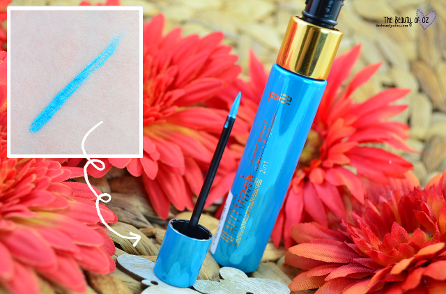Review p2 Beauty Goes Safari Summer Passion Mascara And Eyeliner