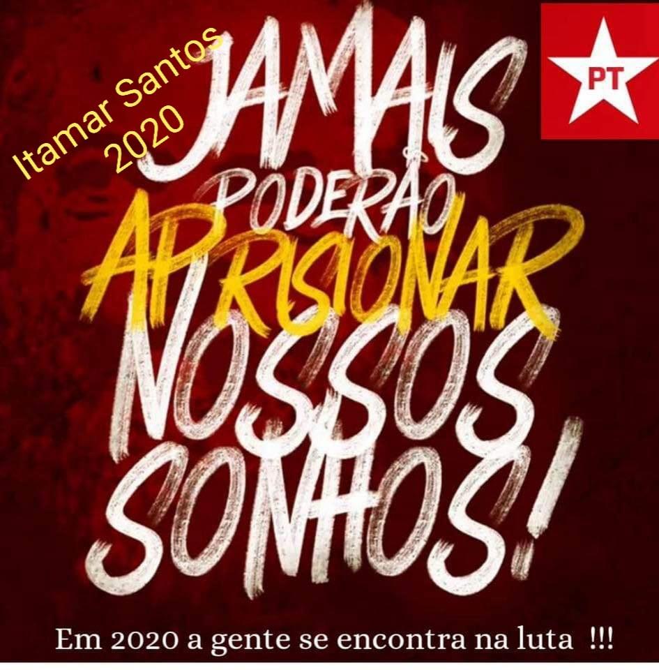 Itamar Santos 2020