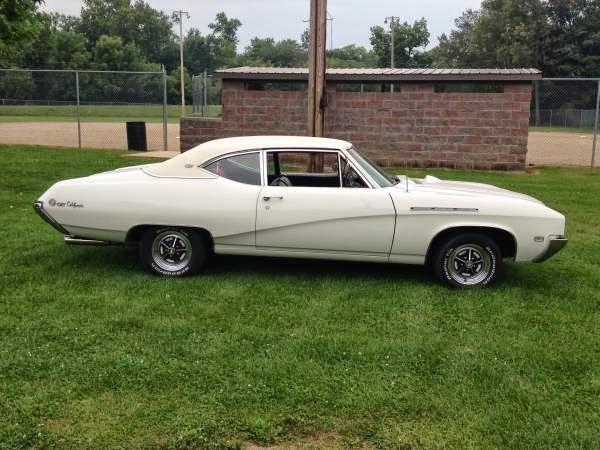 1968 Buick Skylark Gran Sport California Buy American Muscle Car