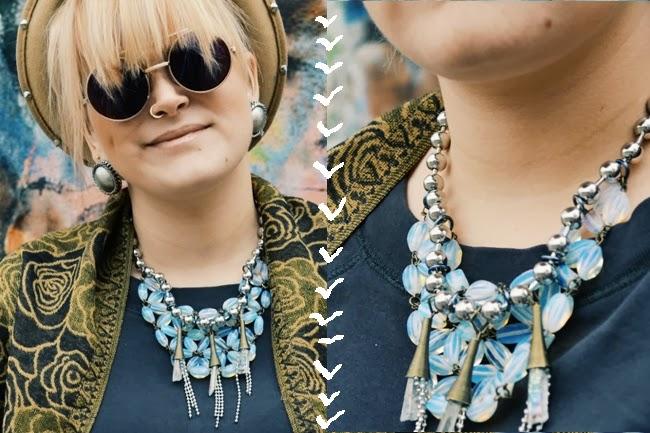 Ohio handmade jewelry - Akron fashion