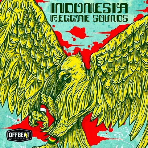 Cover Album Kompilasi Indonesia Reggae Sounds