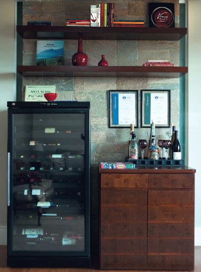 DECORE-SE: Bar em casa...