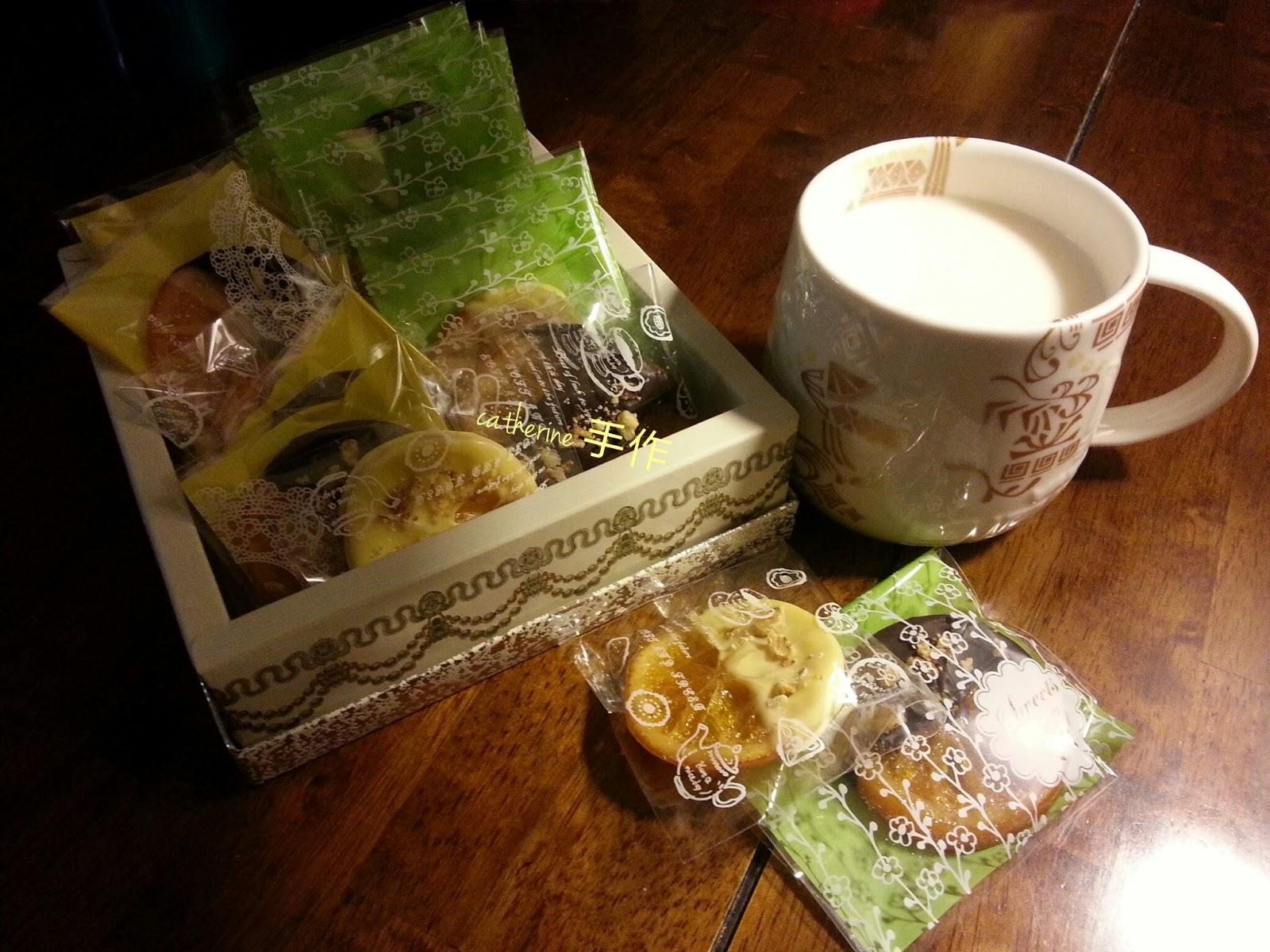 橙片巧克力--五天版 @ catherine 愛生活 :: 隨意窩 Xuite ...