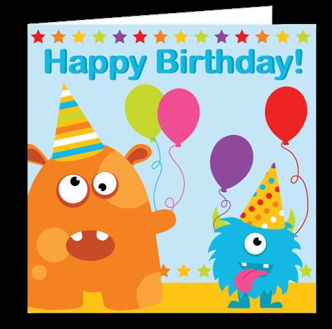 Gambar Kartu Ultah Kartun Lucu Ucapan Ulang Tahun Happy Birthday
