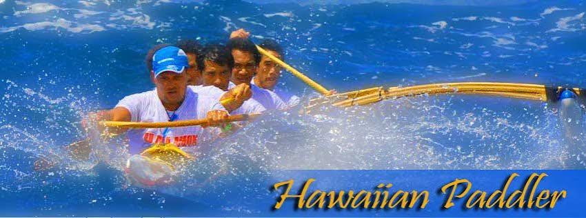 Hawaiian Paddler