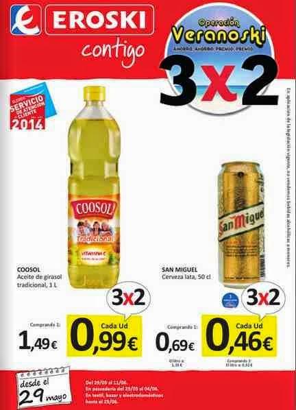 catalogo eroski veranoski 2014