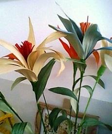 Tips Membuat Bunga dari Kulit Jagung