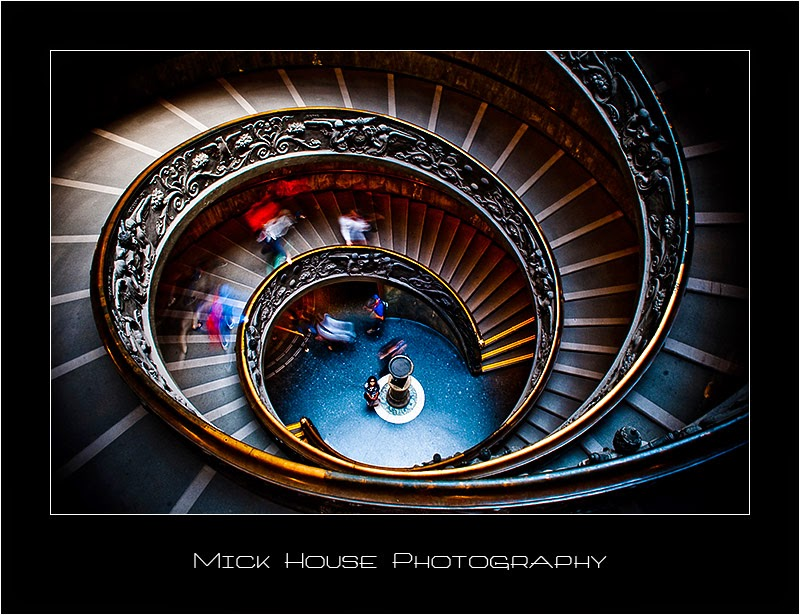 Momo Staircase at the Vatican