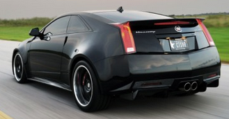 Cadillac CTS-V Coupe Hennessey V1200