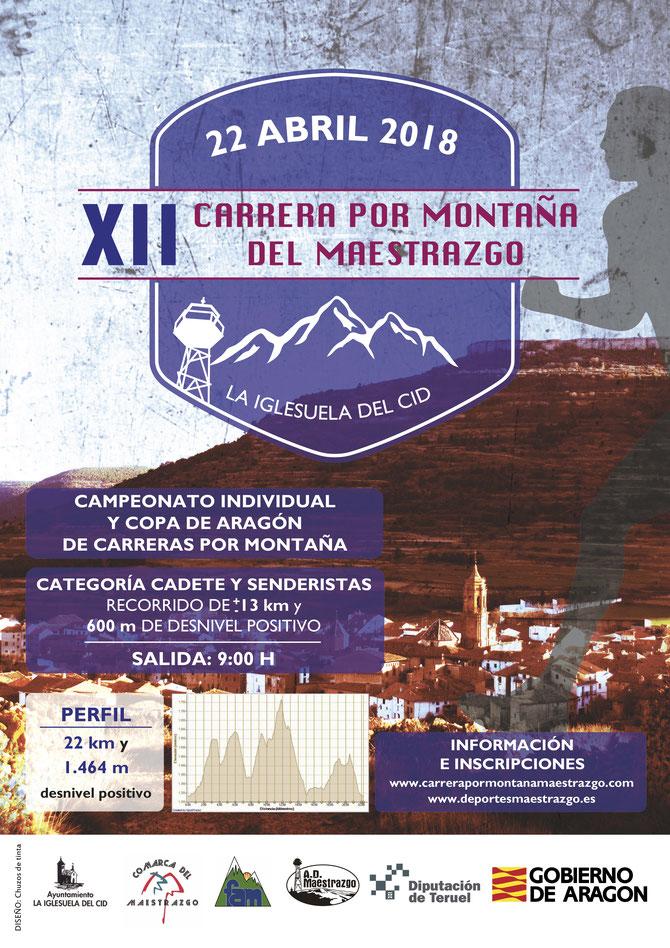 XII Carrera por Montaña del Maestrazgo