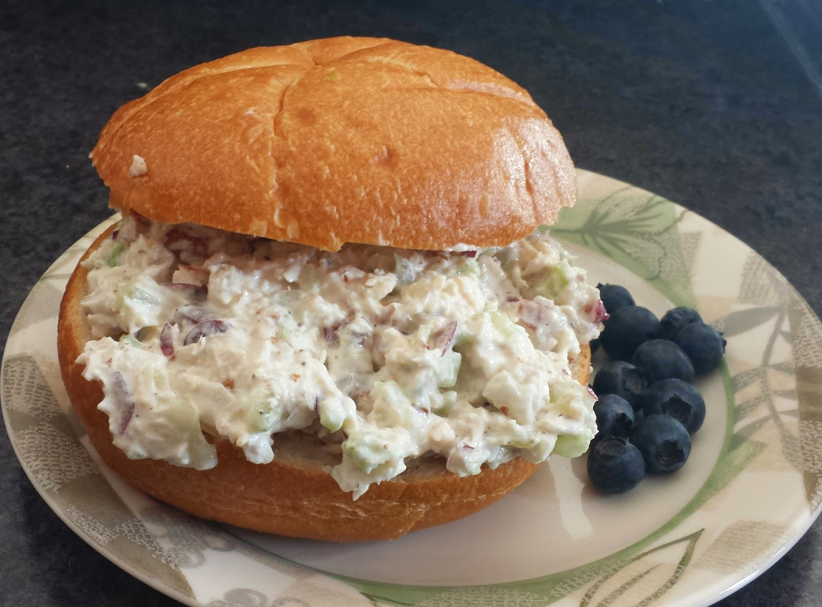 Quick & Easy Chicken Salad Recipe