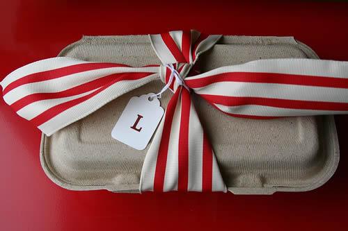 Les dejamos diferentes formas de presentar nuestros regalos y sobre
