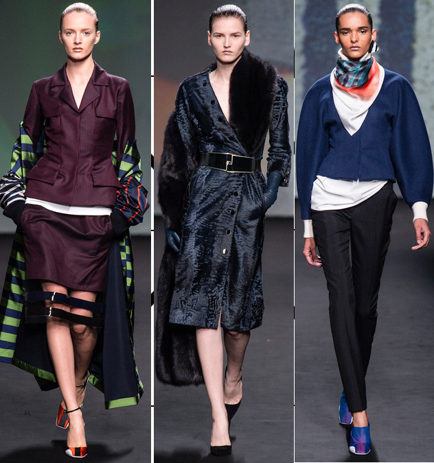christian dior fall 2014 couture coats