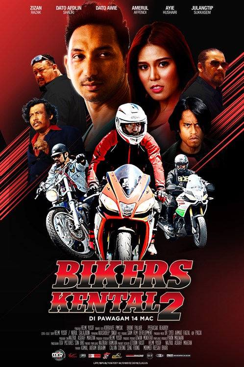 14 MAC 2019 - BIKERS KENTAL 2 ( MALAY)