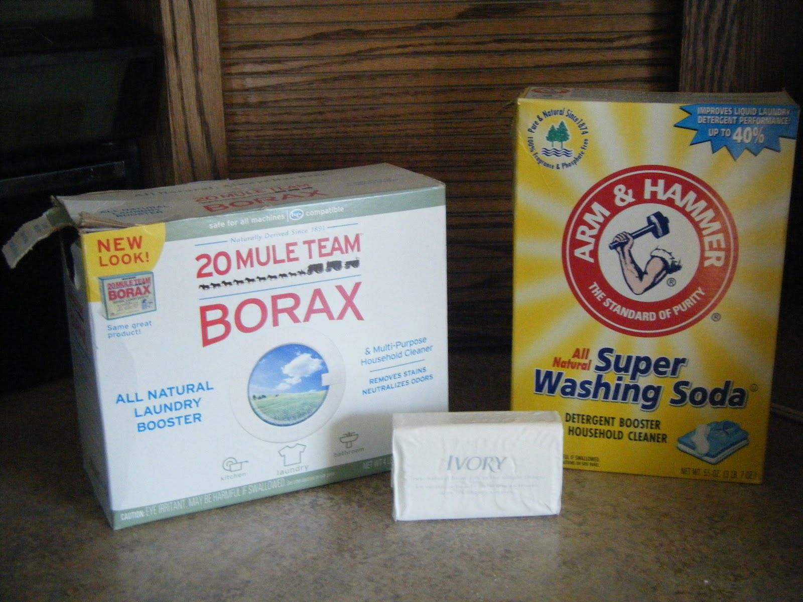 Windy Acres Diary Make Your Own Laundry Detergent