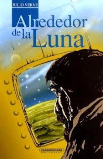 Portada del libro alrededor de la luna para descargar en epub y pdf