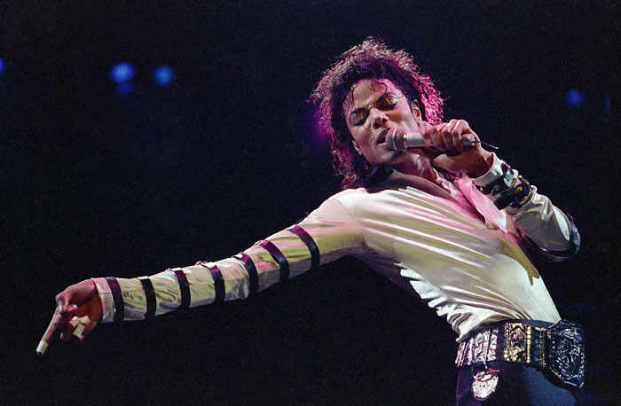 Michael Jackson Rare Stills