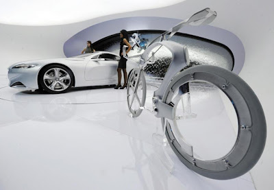 Products of automotive designers