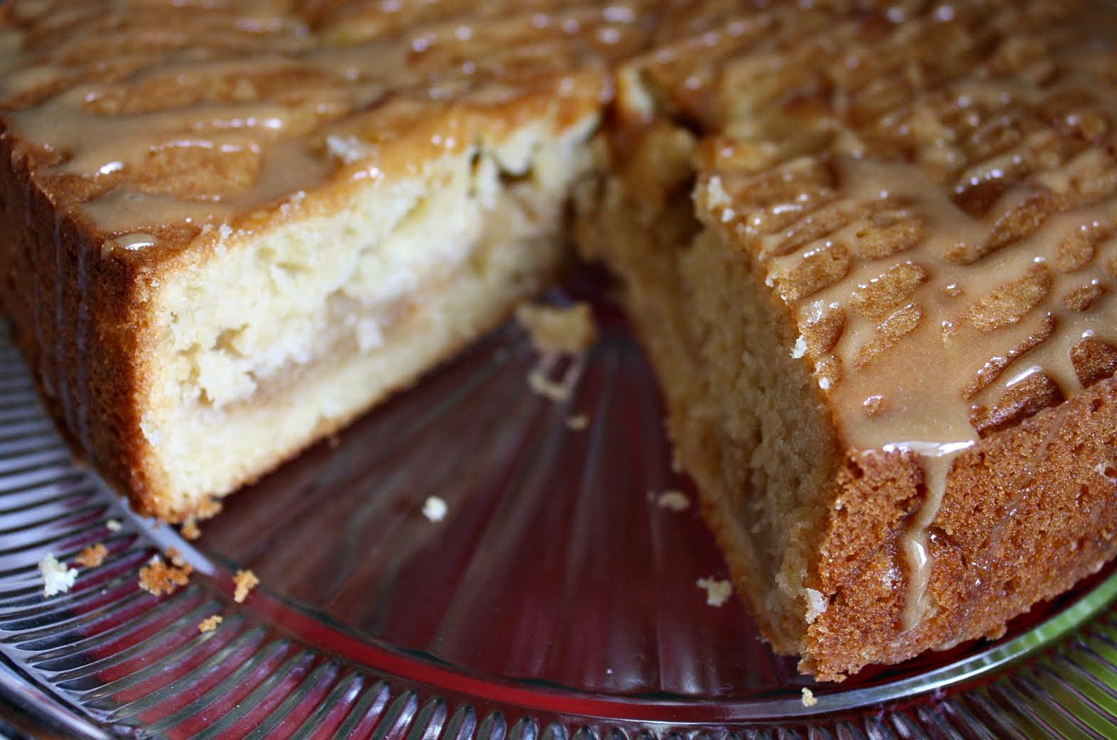 Jane\'s Sweets & Baking Journal: Fresh Apple Cake with Boiled Cider ...