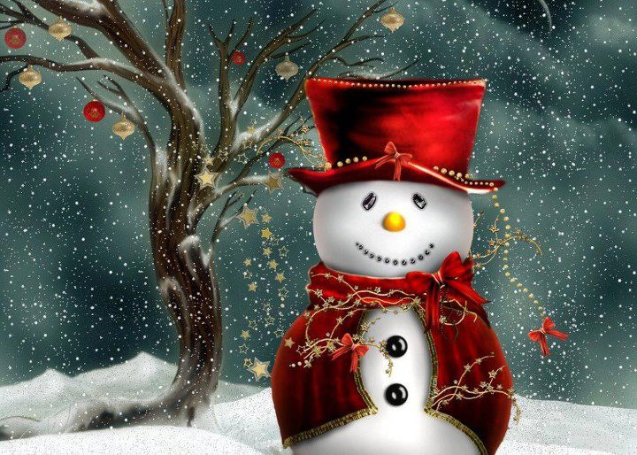 christmas message the meaning of the snowman - Snowman Christmas