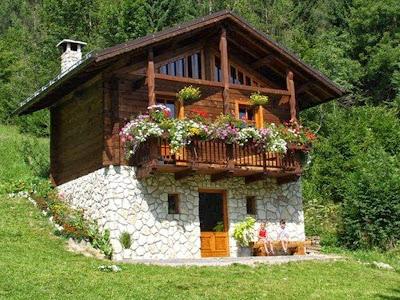 Le minis di cockerina la mia baita aiuto for Come costruire una casa in una montagna