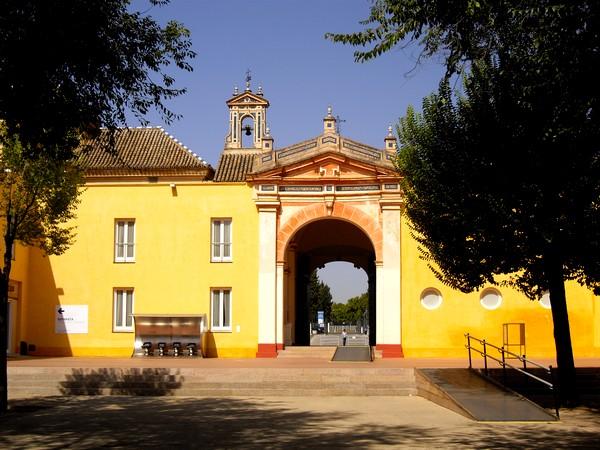 séville monasterio santa maria