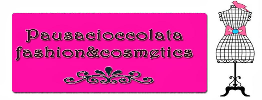 pausacioccolata fashion&cosmetics!