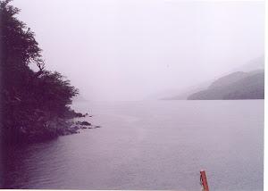 Lago del Desierto Santa Cruz