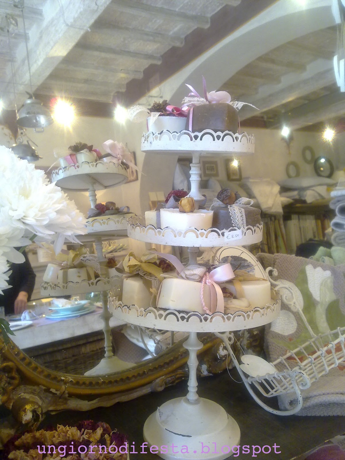 Un giorno di festa non solo wedding oggetti d 39 arredo per la casa shabby - Oggetti provenzali per la casa ...