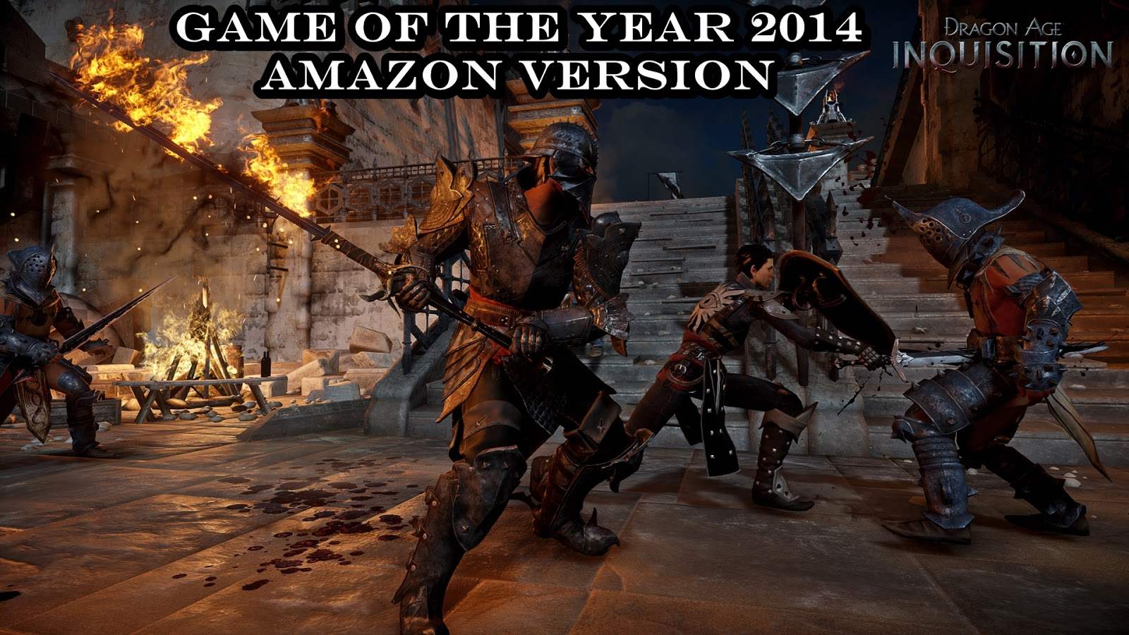 Game Of The Year 2014 Amazon Version