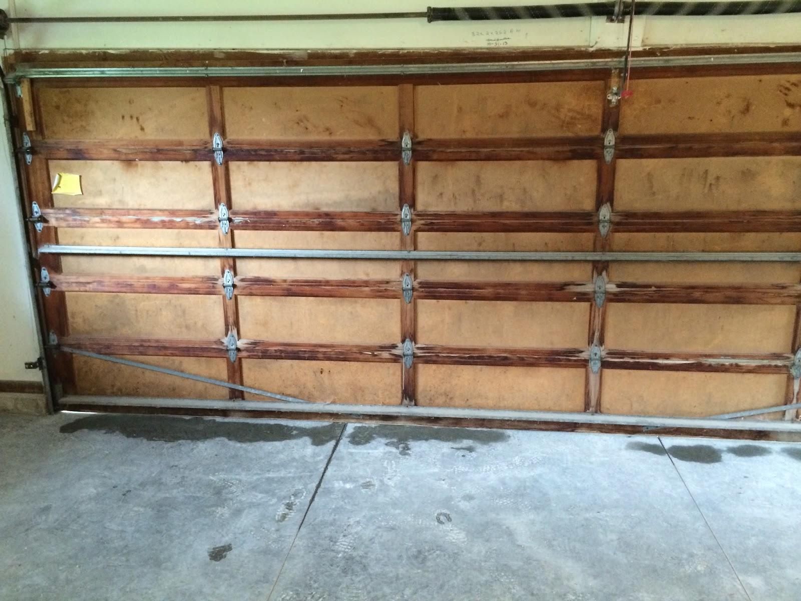 Riverbend Journal All Jacked Up - Metal basement doors