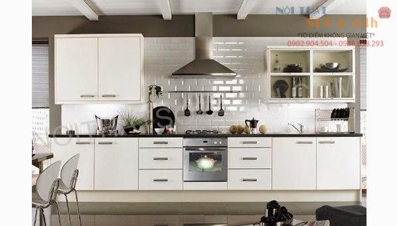 Tủ bếp TB027