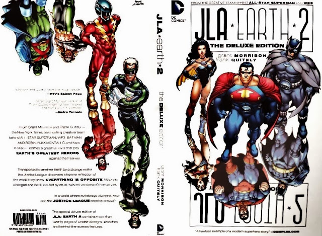 JLA Earth 2 - Grant Morrison Frank Quitely