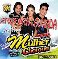 Mulher Chorona em Pedra Lavrada-18/06/2011
