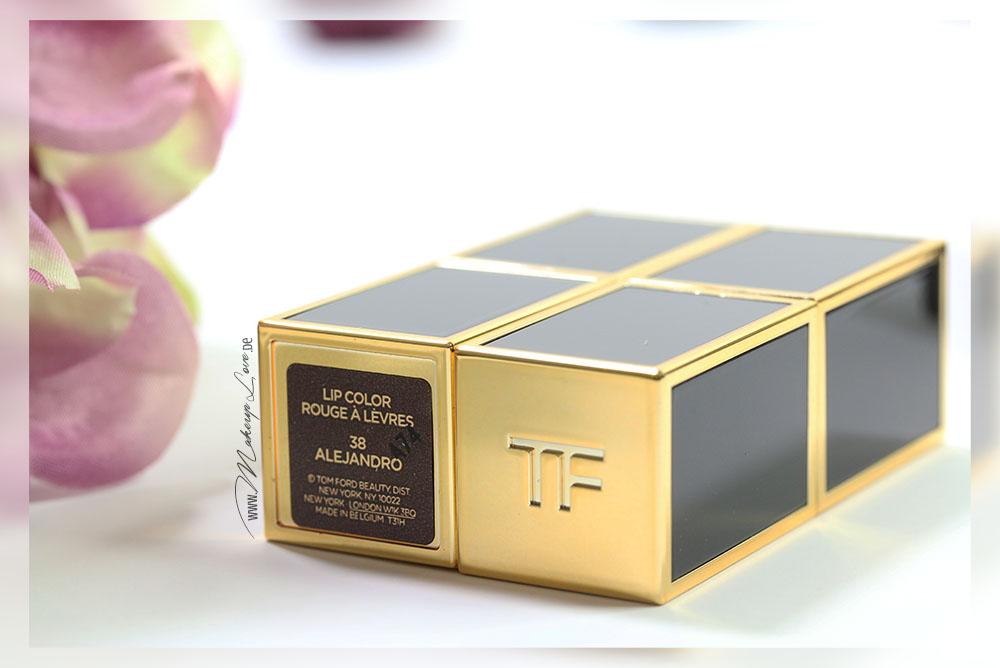 Makeuplove   Beauty Blog: Tom Ford Lips & Boys   Didier & Alejandro