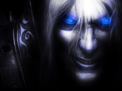 Warcraft 3 frozen