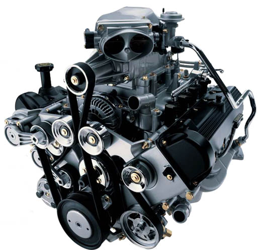 Gas Engines 2009 Ford Flex Engine Assembly