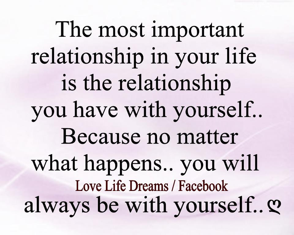 Why love is important in a relationship