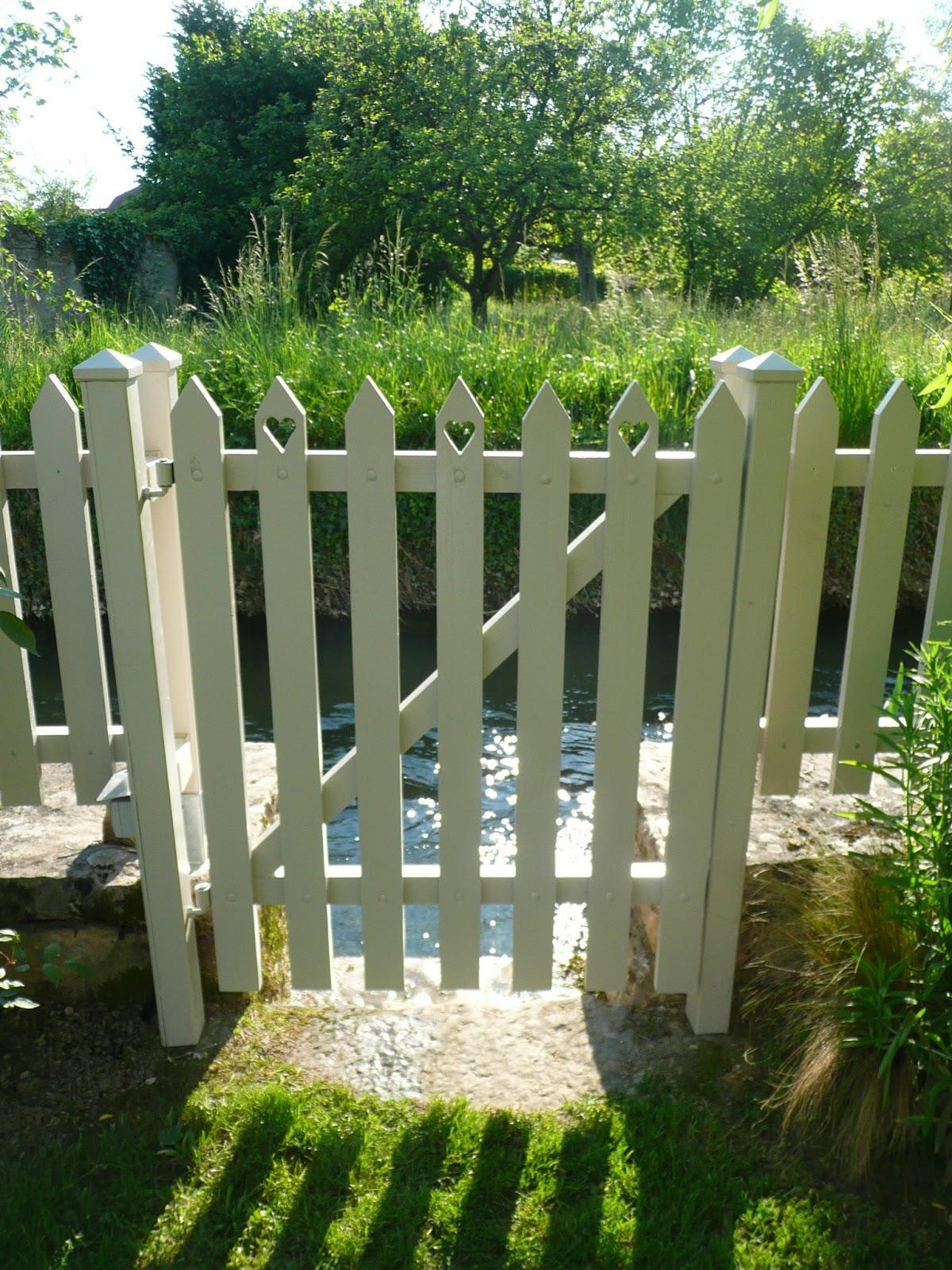 Notre jardin secret.: Un amour de portillon